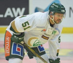 Rickard Wallin och hans uppoffrande spel får beröm av Samuelsson!