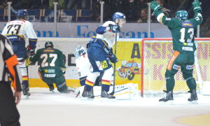 1-1, John Persson Foto: Joakim Angle/fbkbloggen