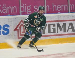 Jacob Sandlund är lagets kapten